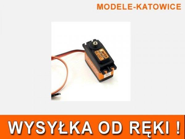 SAVOX SERWO CYFROWE SC1257TG TYTANOWE