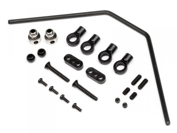 FRONT ROLL BAR SET 3MM 101163