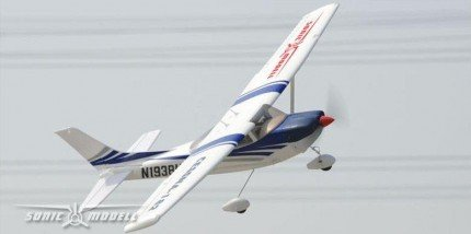 Samolot Cessna 182 SkyLane V1 2.4GHz RTF 1400mm (klasa 500