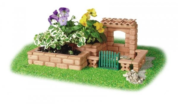 Teifoc Mały ogród 2 plany
