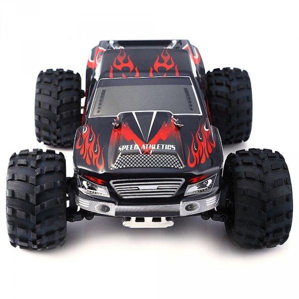 Monster truck RC 1/18. WLtoys A979 SZYBKIE 50km/h