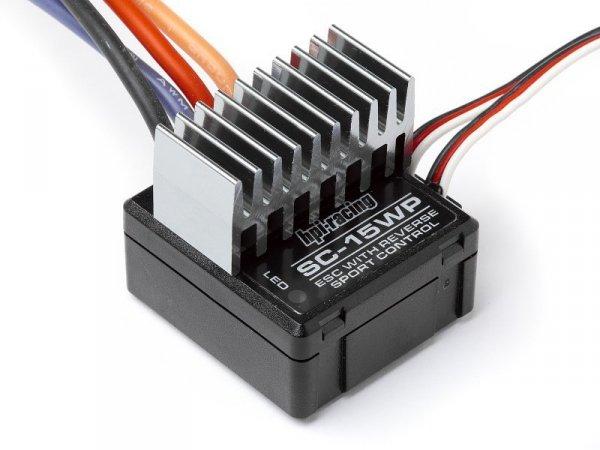 Regulator HPI SC-15WP skala 1/10