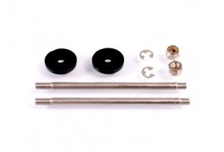 VRX Rear Shock Shaft and piston set - 10106