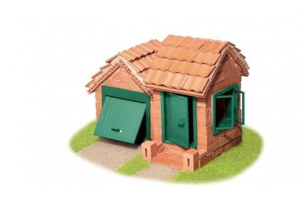 Domek z garażem 2 projekty Cegiełki TEIFOC