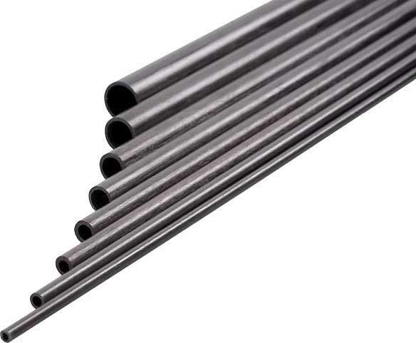 Rura węglowa 10x8x1000mm
