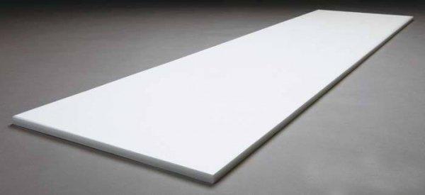 Biała płyta pianka EPP 600 x 450 x 15 mm