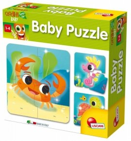 Karotka Baby puzzle