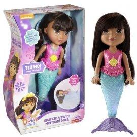 Magiczna Pływaczka Syrenka Dora