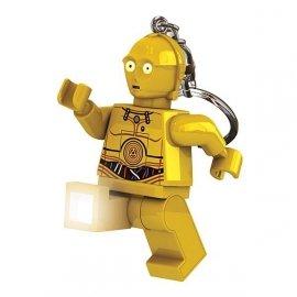 Breloczek Latarka C-3PO
