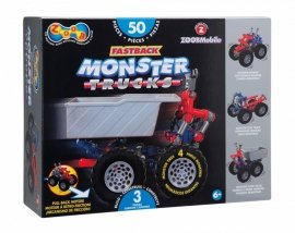 Mobile fastback Monster Trucks