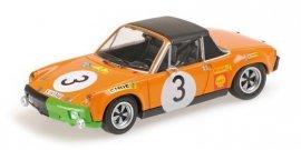 MINICHAMPS Porsche 914/6 #3 Waldegaard