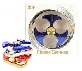 TOITOYS Hand Spinner Metal 8 wzorów mix