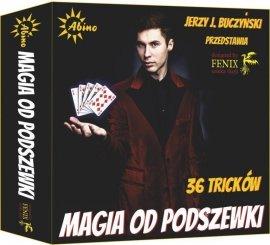 Magia od podszewki 36 trików