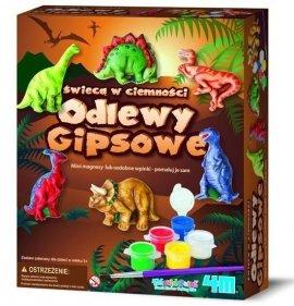 Odlewy Gipsowe, Dinozaury