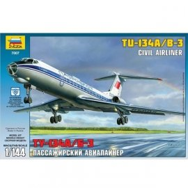 ZVEZDA TU-134A/B-3 Civil Airliner