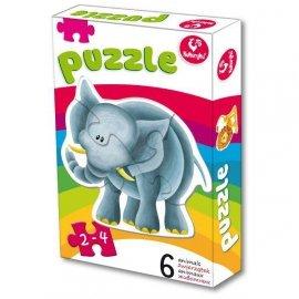 Pierwsze Puzzle, Zwierzątka 2