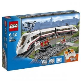 Superszybki pociąg pasażerski