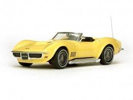 1968 Corvette Open Convertible