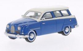 NEO MODELS Saab 95  1958 (blue/white)