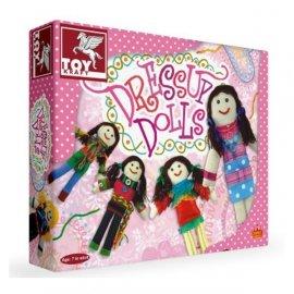 Zaprojektuj stroje dla lalek Dress up Dolls