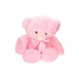 Miś Milord 38 cm, różowy