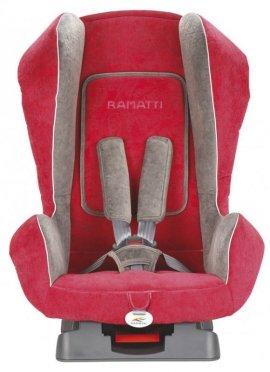 RAMATTI STAR CLASSIC ORIENTAL PINK Fotelik samoc