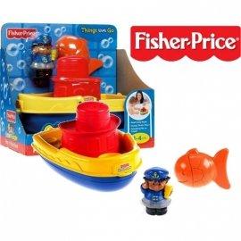 FISHER PRICE X0059 STATEK DO WANNY