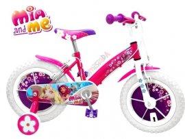 JKM SP0309 Dziecięcy Rower 14 Mia i ja bajkowy rowerek