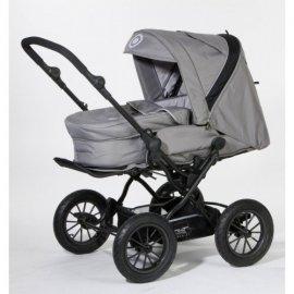Hoco Grande Light Grey Austriacki wózek głęboko - spacerowy