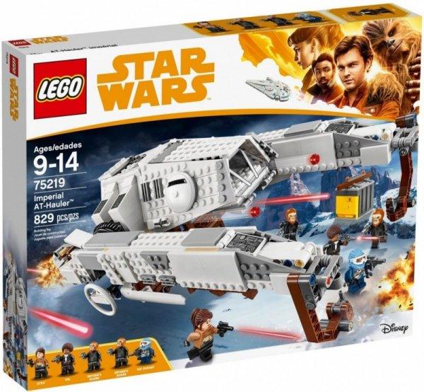 LEGO Polska Klocki Star Wars Imperialny AT-Hauler
