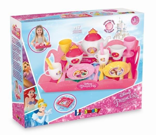 Smoby 310559 Taca z zastawą XL Disney Princess