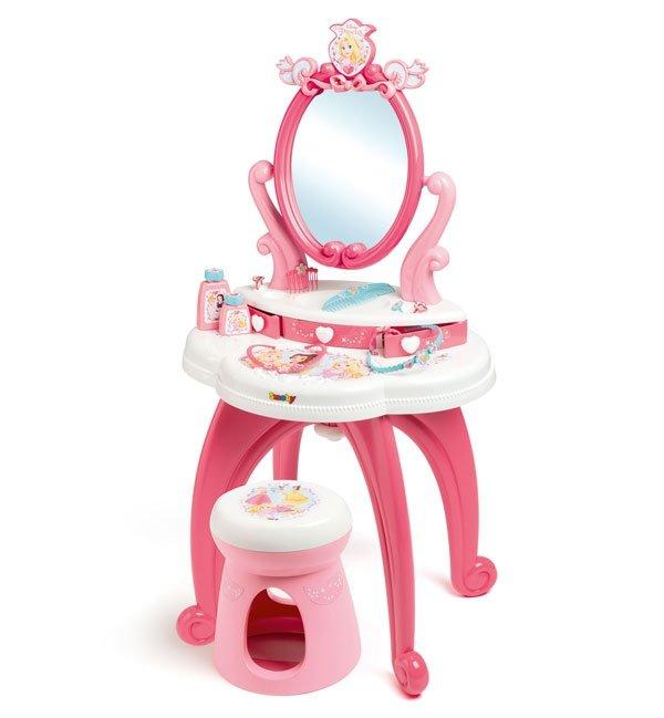 SMOBY 320222 Disney Princess Toaletka 2 w 1