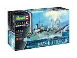 REVELL FLOWER CLASS CORVETTE HMS 05158 SKALA 1:144