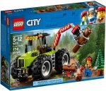 LEGO CITY TRAKTOR LEŚNY 60181 5+