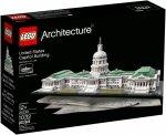 LEGO ARCHITECTURE KAPITOL STANÓW ZJEDNOCZONYCH 21030 12+
