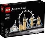 LEGO ARCHITECTURE LONDYN 21034 12+