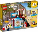 LEGO CREATOR SŁODKIE NIESPODZIANKI 31077 8+