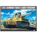 ACADEMY TIGER I EARLY (WITH INTERIOR) 13239 SKALA 1:35