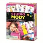 4M ZESTAW KREATYWNY STUDIO MODY 5+