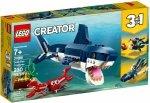 LEGO CREATOR MORSKIE STWORZENIA 31088 7+
