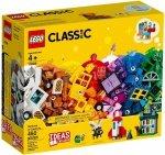 LEGO CLASSIC POMYSŁOWE OKIENKA 11004 4+