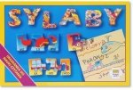 JAWO GRA PUZZLE SYLABY 5+