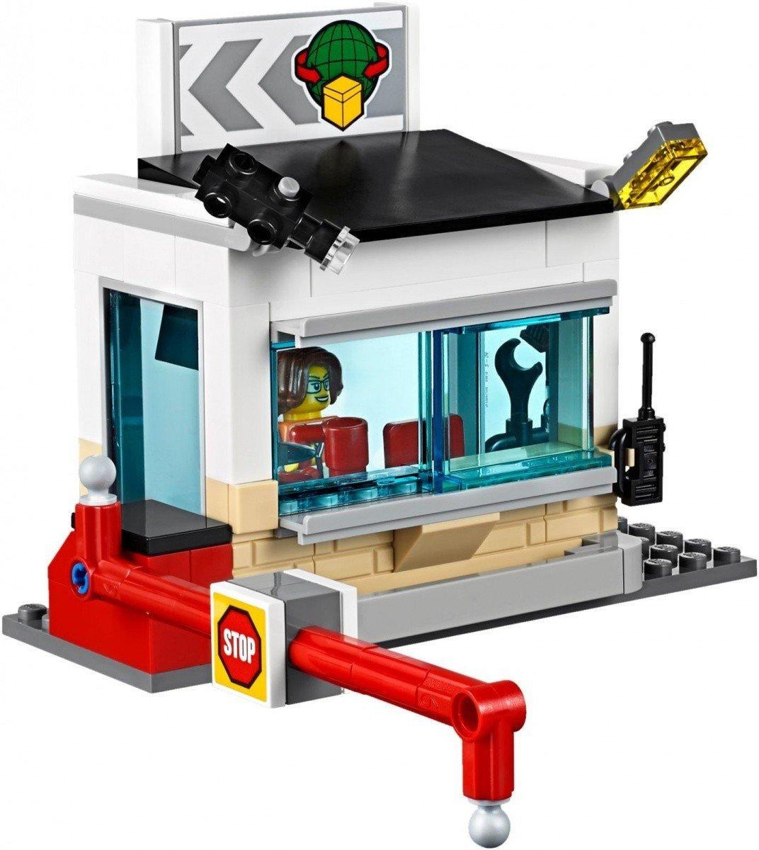 Lego City Terminal Towarowy 60169 6 City Lego Malakopl