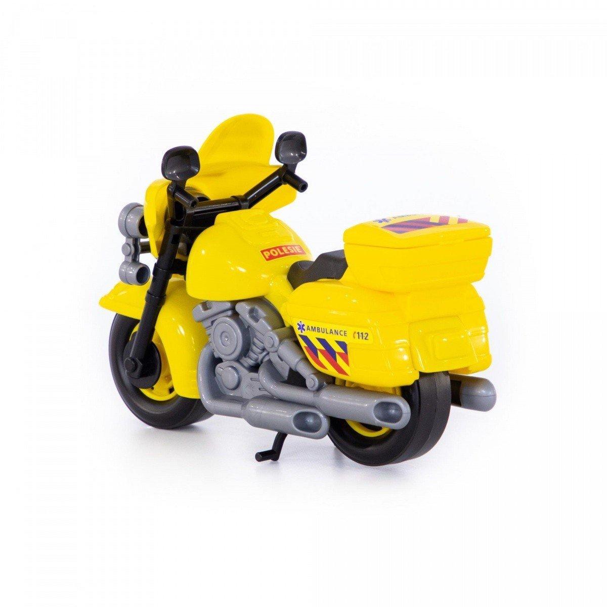 WADER POLESIE MOTOR RATOWNICZY SIATKA 3+ Motory