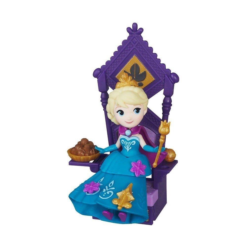 Hasbro Kraina Lodu Elsa Na Tronie 4 Kraina Lodu Z Bajek Lalki