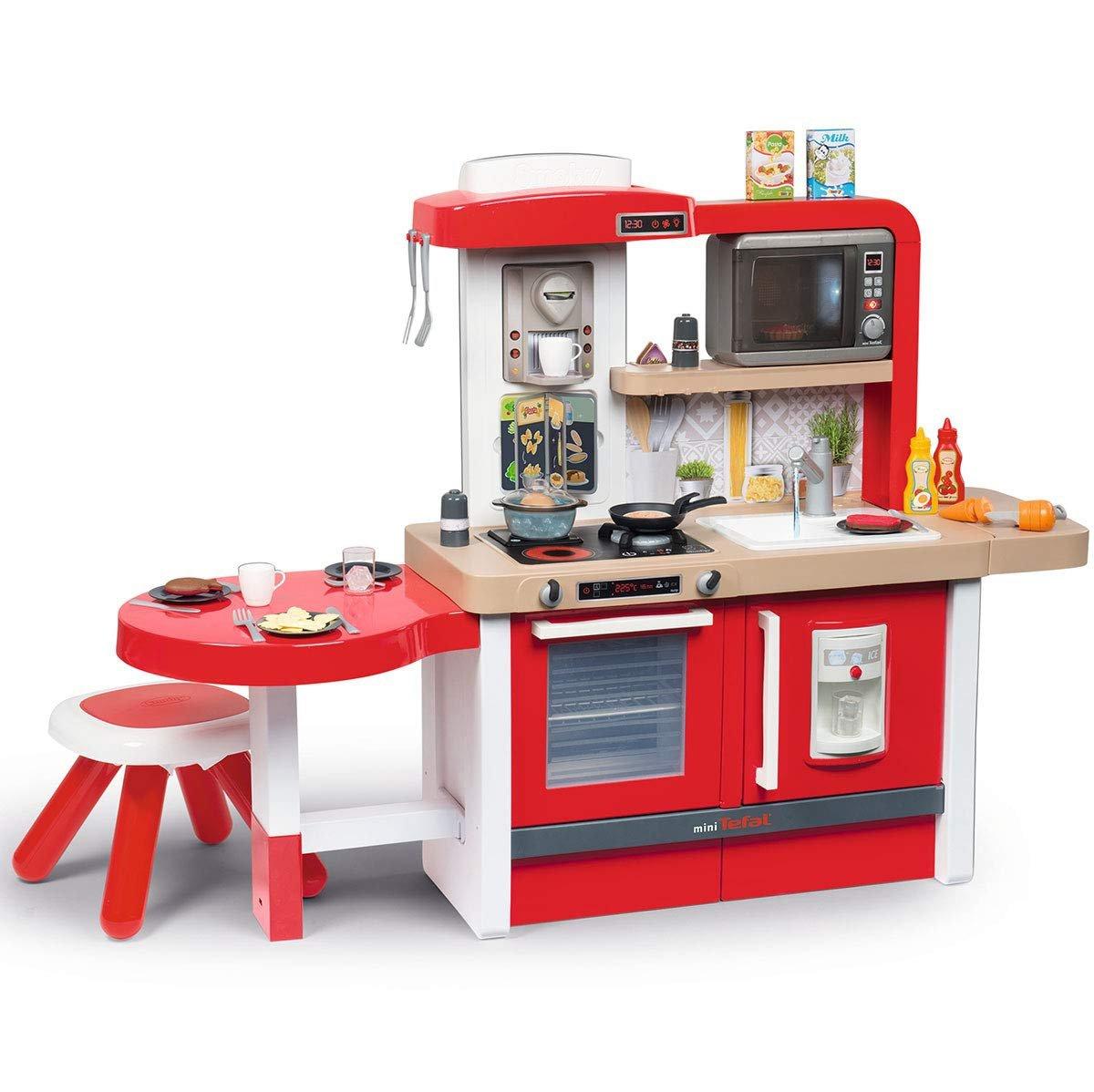 Smoby Kuchnia Dla Dzieci Mini Tefal Evolutive Gourmet 3