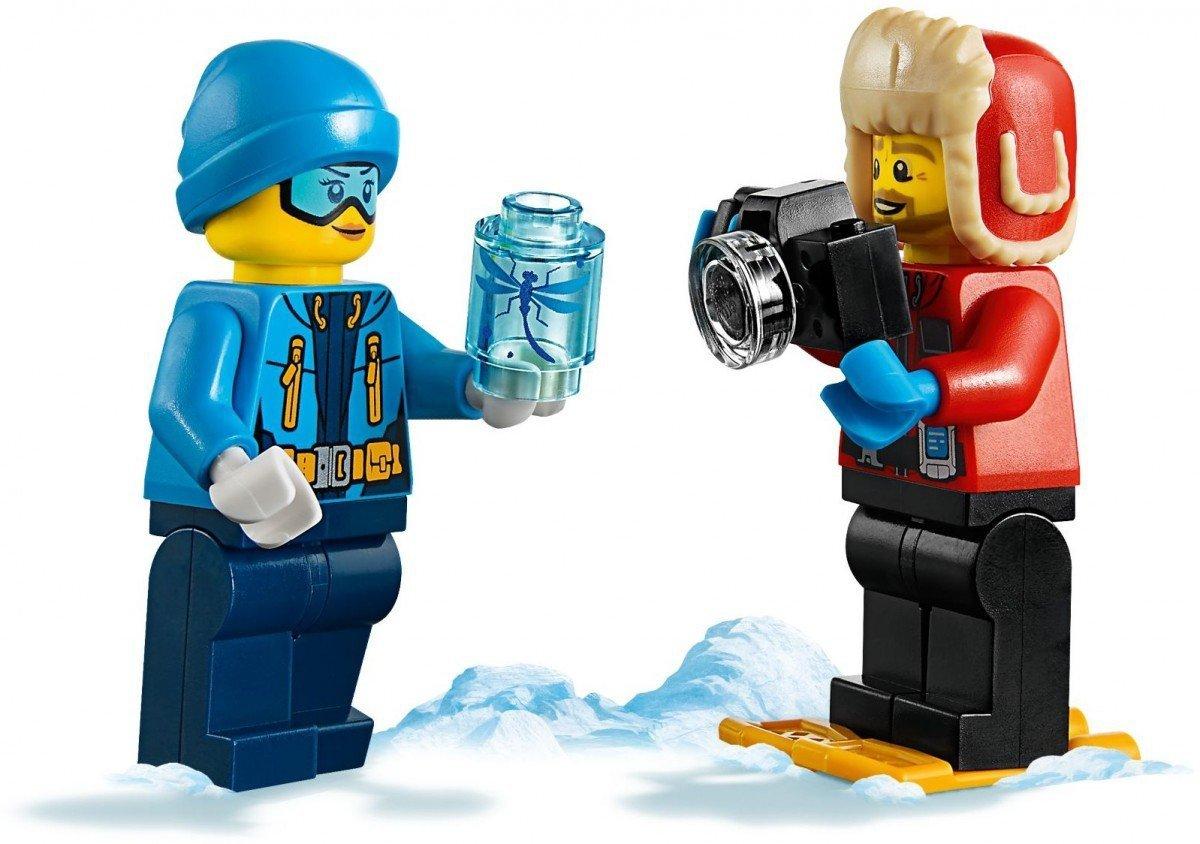 Lego City Arktyczny ślizgacz 60190 5 City Lego Malakopl