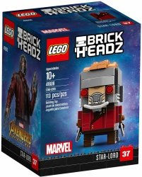 LEGO BRICKHEADZ STAR-LORD 41606 10+