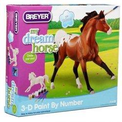 Koń Appaloosa do malowania