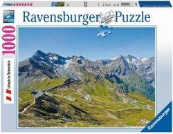 RAVENSBURGER 1000 EL. AUSTRIA PUZZLE 14+
